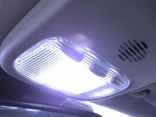 lampada torpedo 30 leds pingo farol luz teto estacionamento