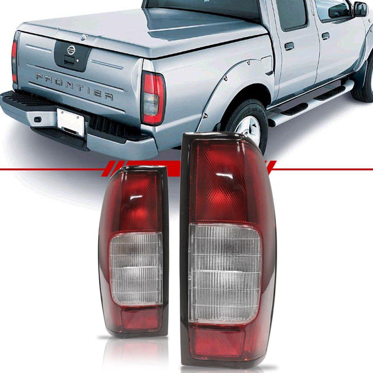2001 Nissan Frontier King Cab Camshaft: Lanterna Traseira Nissan Frontier 98 99 2000 2001 2002