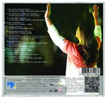 lea mendonça - profetizando vida *lançamento* - cd - mk