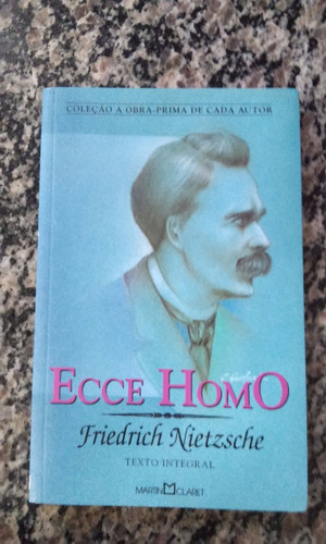 livro ecce homo friedrich nietzsche