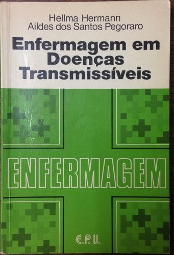 livro enfermagem em doenças transmissíveis.
