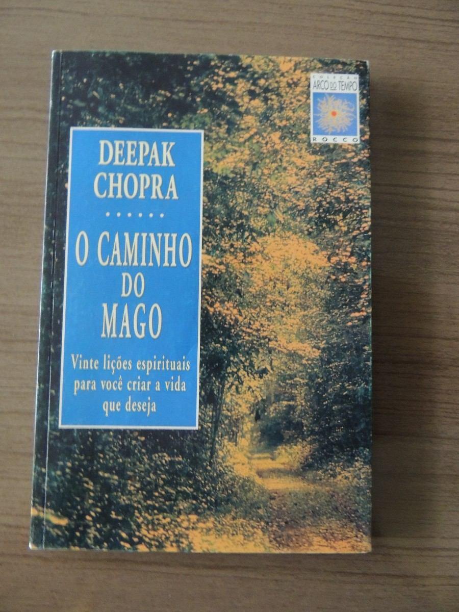 AUDIOLIVRO – O CAMINHO DO MAGO – DEEPAK CHOPRA