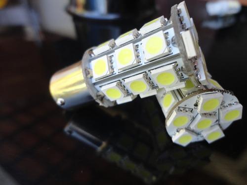 lâmpada ré freio *81 led *27 leds 5050 frete grátis o $ par!