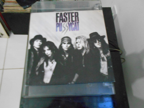 lp - faster pussycat - faster pussycat