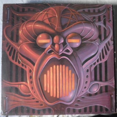 lp possessed - beyond the gates - com encarte