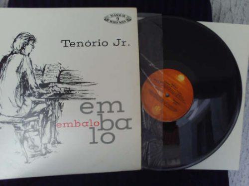 lp tenório jr. embalo samba jazz,bossa nova raro
