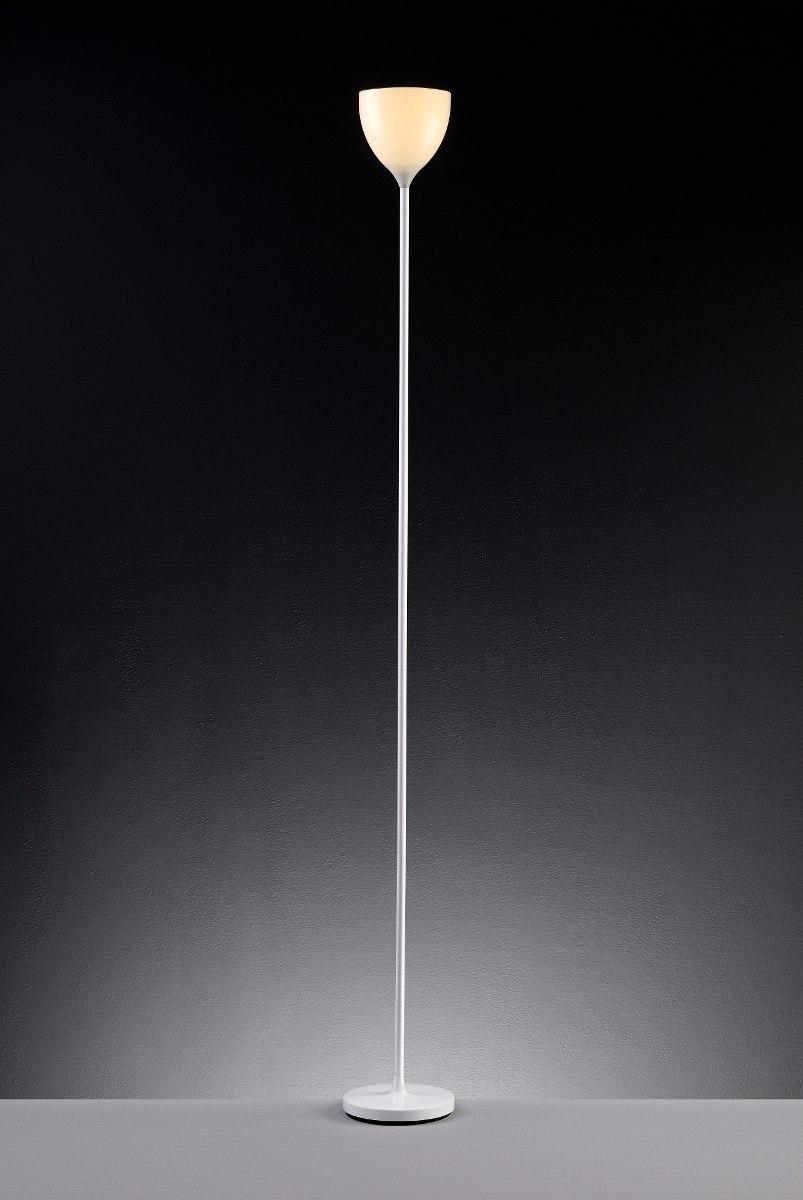 Lumin?ria De Coluna Calice E27 Branco Bronzearte Oferta - R$ 119,99 ...