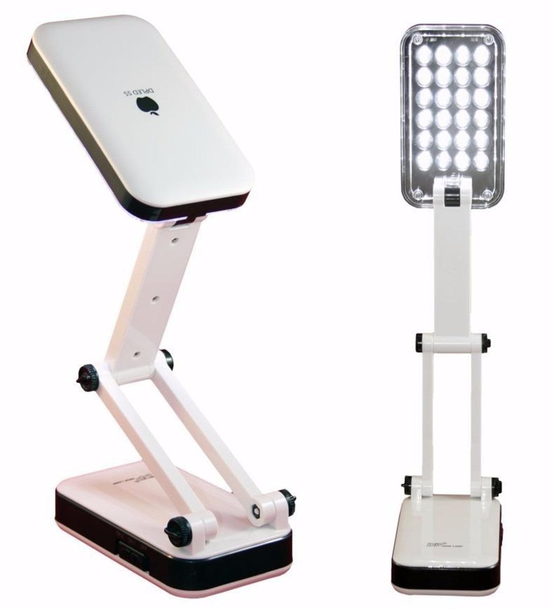 Luminaria De Mesa Articulavel Abajur Maquiagem Estudo  ~ Abajur Ou Luminaria Para Quarto