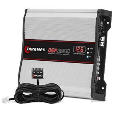 modulo amplificador taramps hd 3000 rms digital+frete grátis
