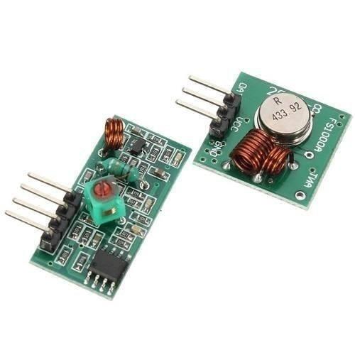 módulo rf transmissor receptor 433mhz