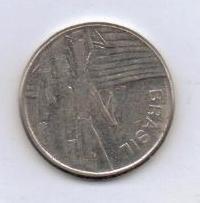 moeda antiga 1 cruzeiro 1981