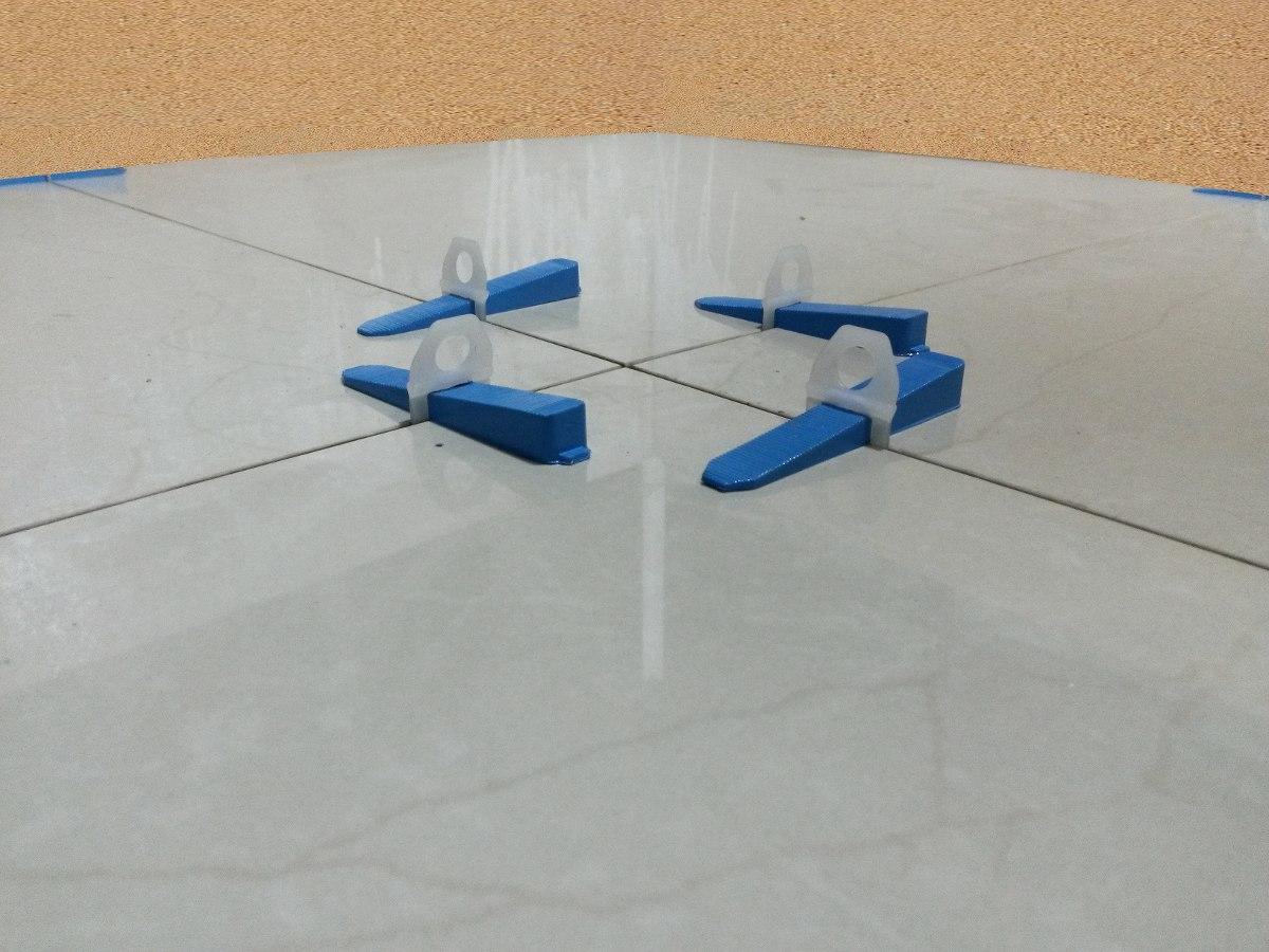 Nivelador De Piso E Porcelanato 1 0mm Heroplass R 16 90