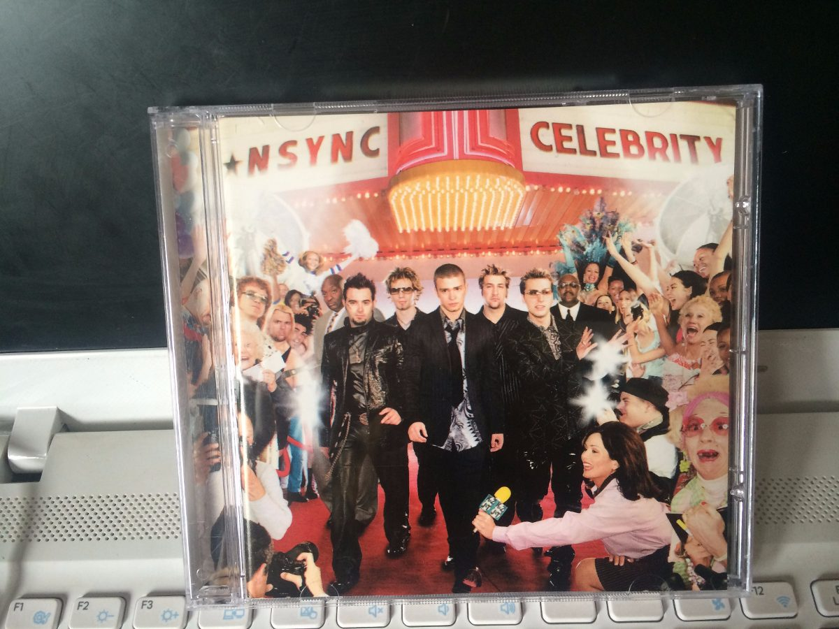 Download *NSYNC - Celebrity (2001) Retail CD Covers ...