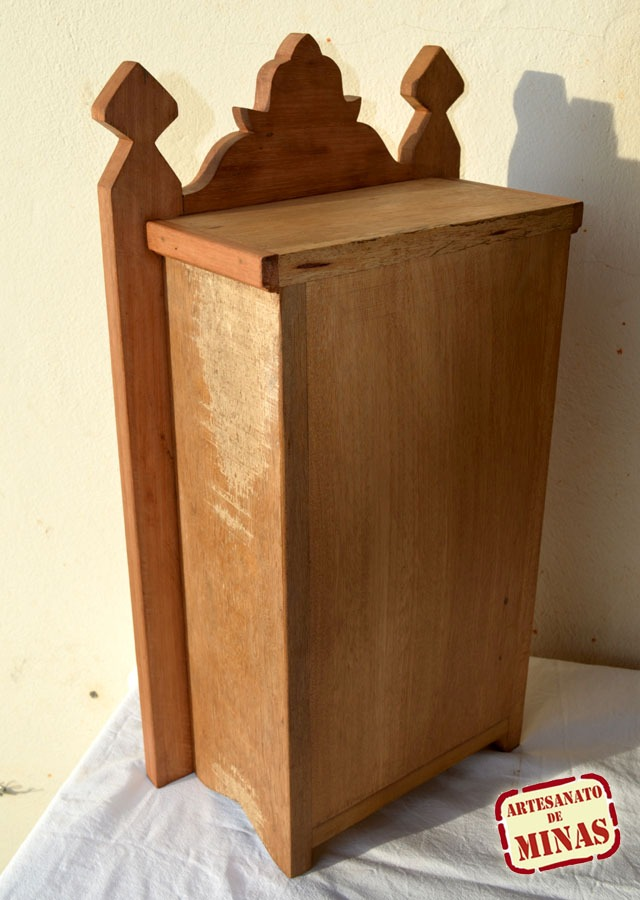 Aparador Wengue Conforama ~ Oratóro Colonial Mineiro Em Madeira De Demoliç u00e3o R$ 208,00 em Mercado Livre