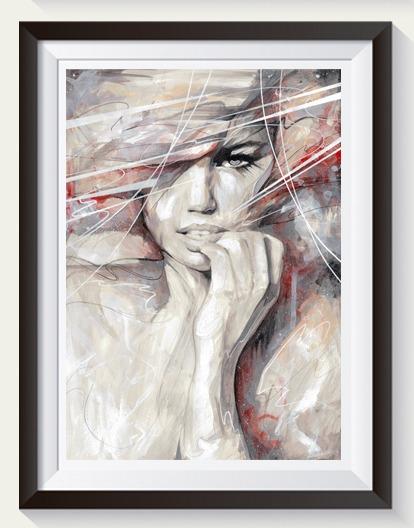Obras de arte originais quadros pinturas telas desenhos for Pinterest obras de arte