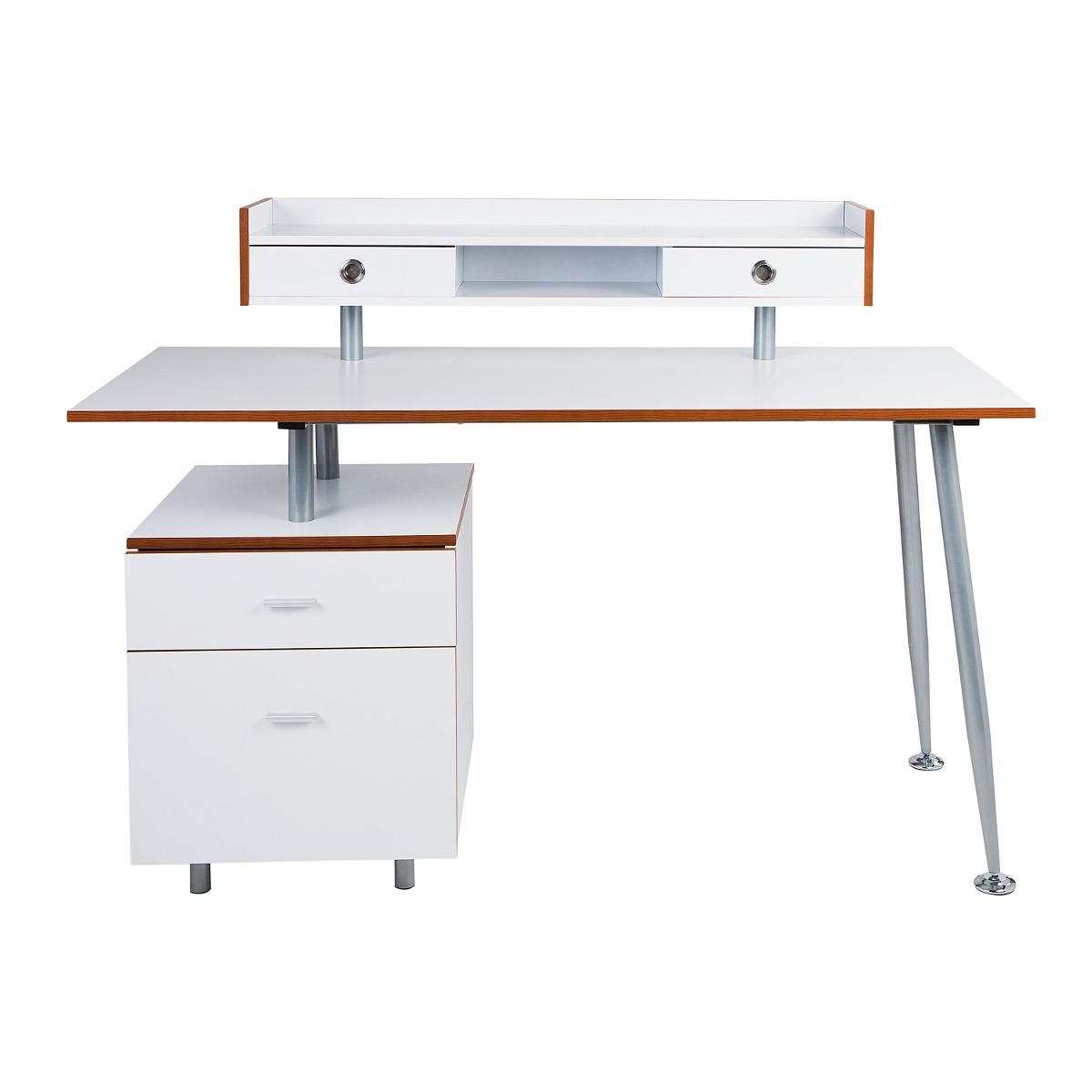 Para Home Office Escrivaninha R$ 1.100 00 em Mercado Livre #843D17 1200x1200