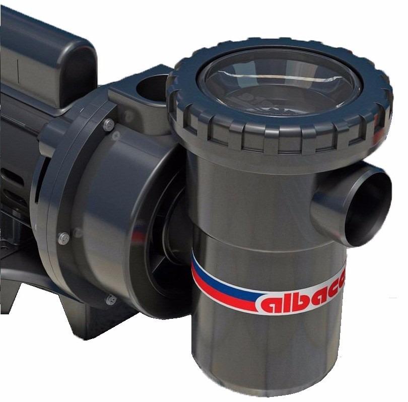 Bomba para piscina albacete 1 4 cv motor nacional mod app for Motor piscina 0 5 cv