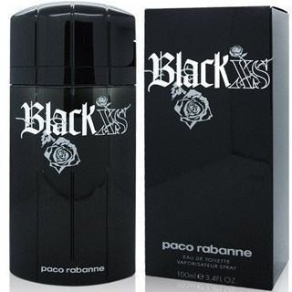 Pefume paco rabanne black xs 100ml r 199 99 em mercado for Paco rabanne black rose