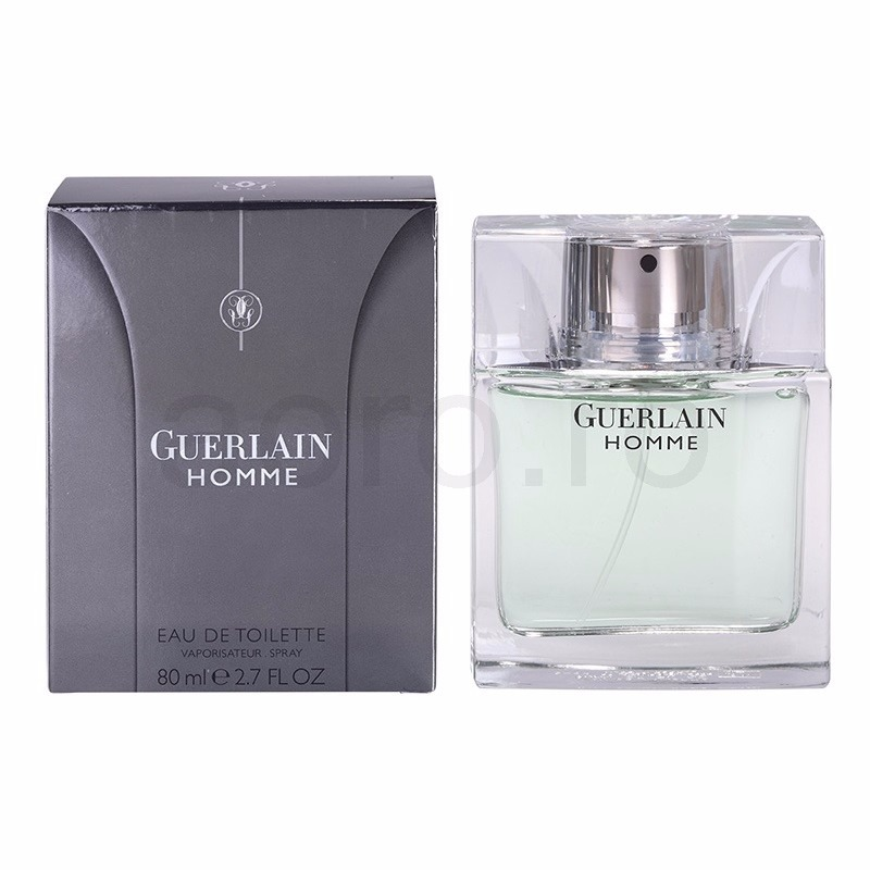 perfume guerlain homme guerlain eau toilette masculino 80ml r 389 90 em mercado livre. Black Bedroom Furniture Sets. Home Design Ideas