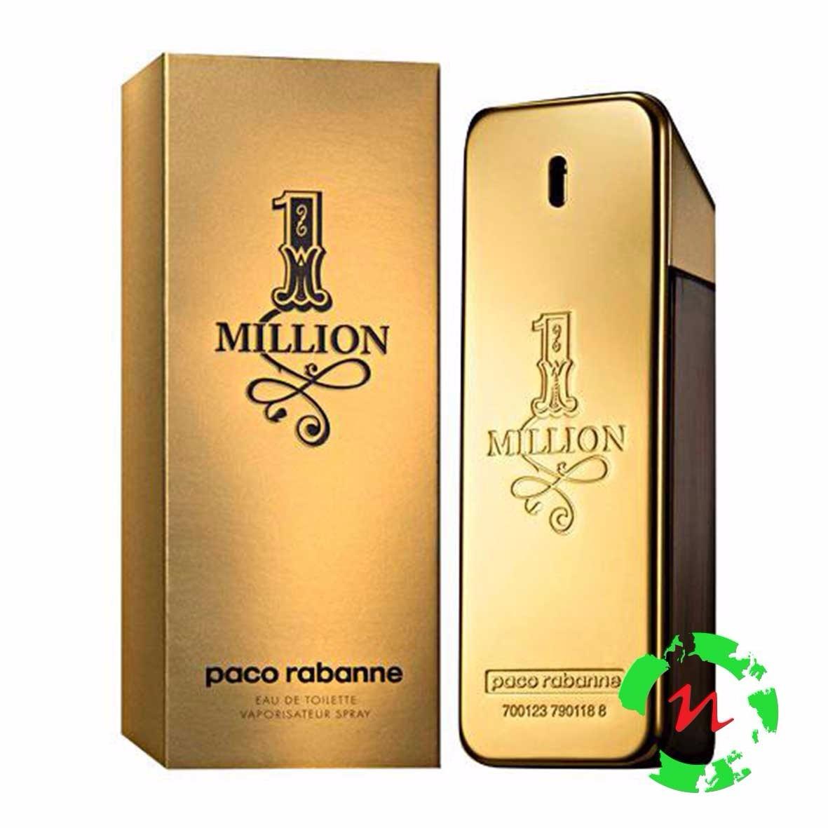 perfume one million 200ml r 359 00 em mercado livre. Black Bedroom Furniture Sets. Home Design Ideas