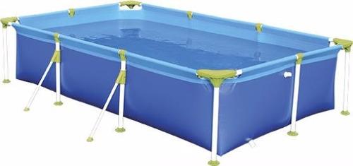 Piscina premium litros mor r 419 90 em mercado for Piscina 500 litros