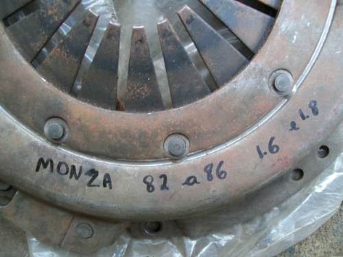 plato de embreagem do monza 1.8 e 1.6 até 1986. promoção