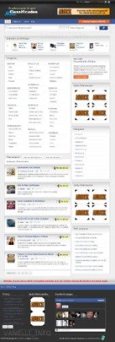 portal classificados master 2011 c/ google maps e pagamentos