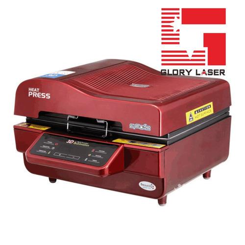 prensa térmica de sublimação 3d
