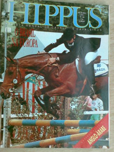 revista - hippus 146 1991 - espaço aberto aos criadores