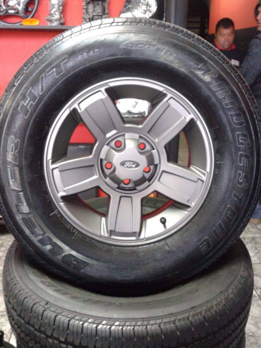 rodas ford ranger aro 16 c pneus 245 70 16 zeross r em mercado livre. Black Bedroom Furniture Sets. Home Design Ideas