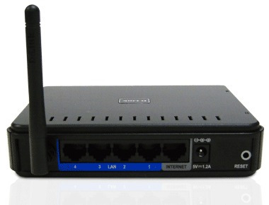 roteador link wireless