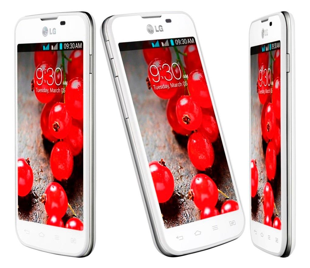 Lg Optimus 3D Android 4