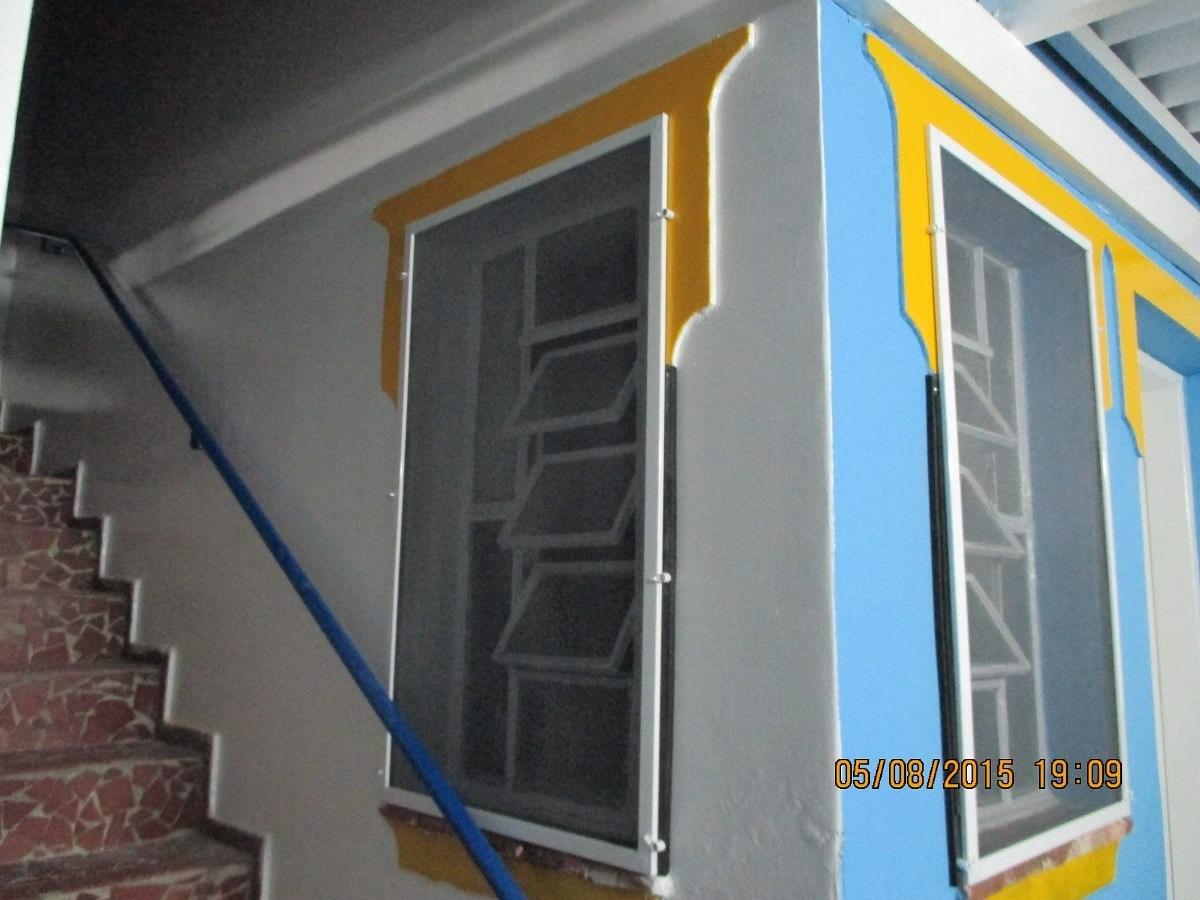#BE980D Tela Mosquiteiro Alumínio Removivel Contra Pernilongos R$ 29 99 em  1466 Tela Janela Contra Pernilongo