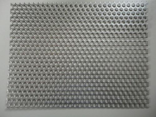 telas perfuradas e expandidas para caixa de som