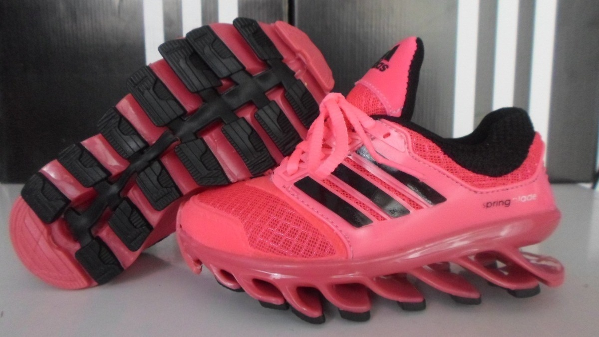 adidas springblade infantil rosa