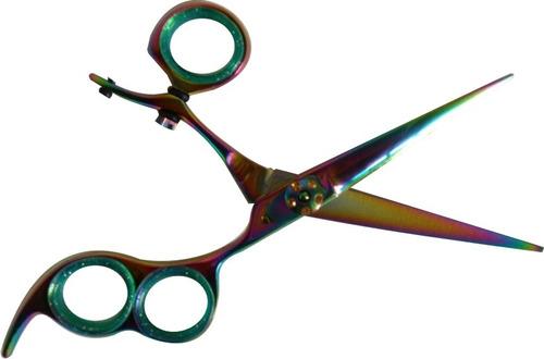 tesoura cabelereiro super fio navalha aço japonês..r$99,90.