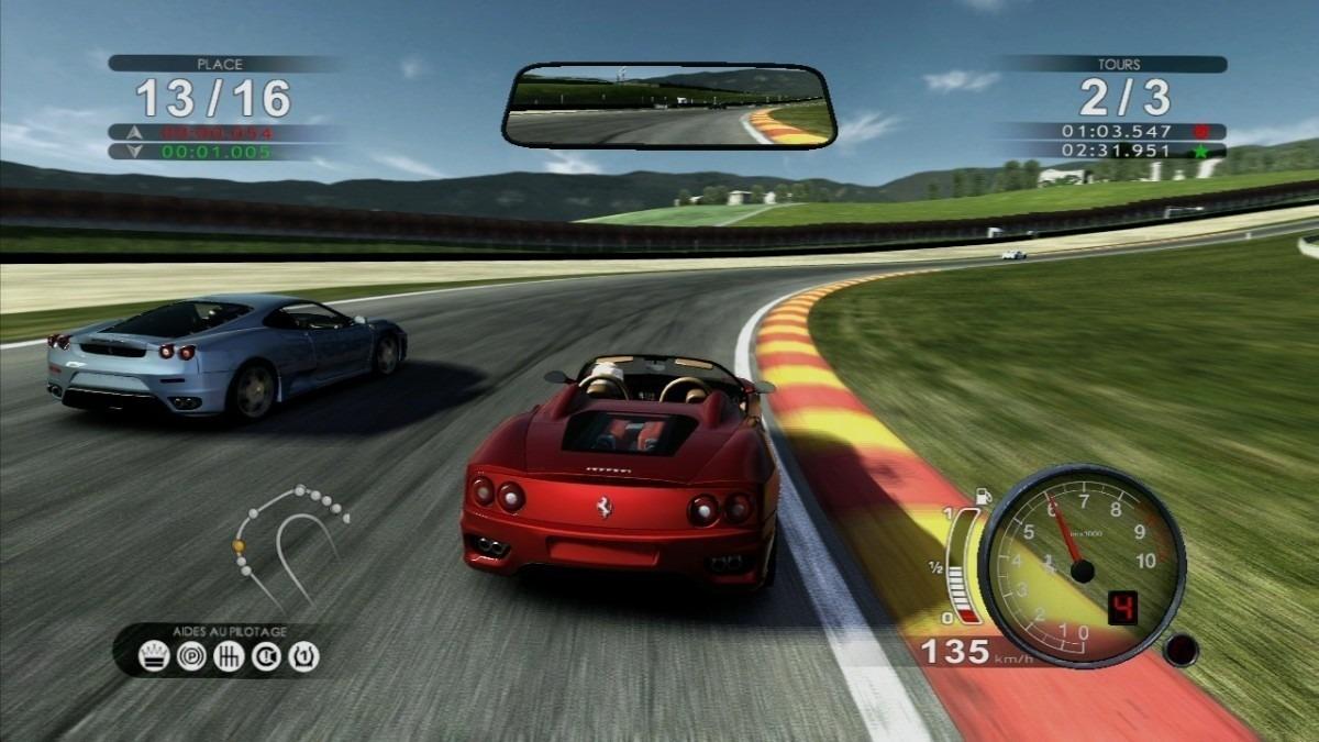 Resultado de imagem para Test Drive Ferrari Racing Legends