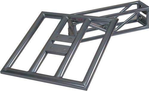 treliças kit trave box truss q20 aço 2,5/3m armatic