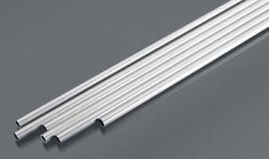 Tubo aluminio redondo 1 4 6 35mm c 99cm r 8 80 em - Tubo de aluminio redondo ...