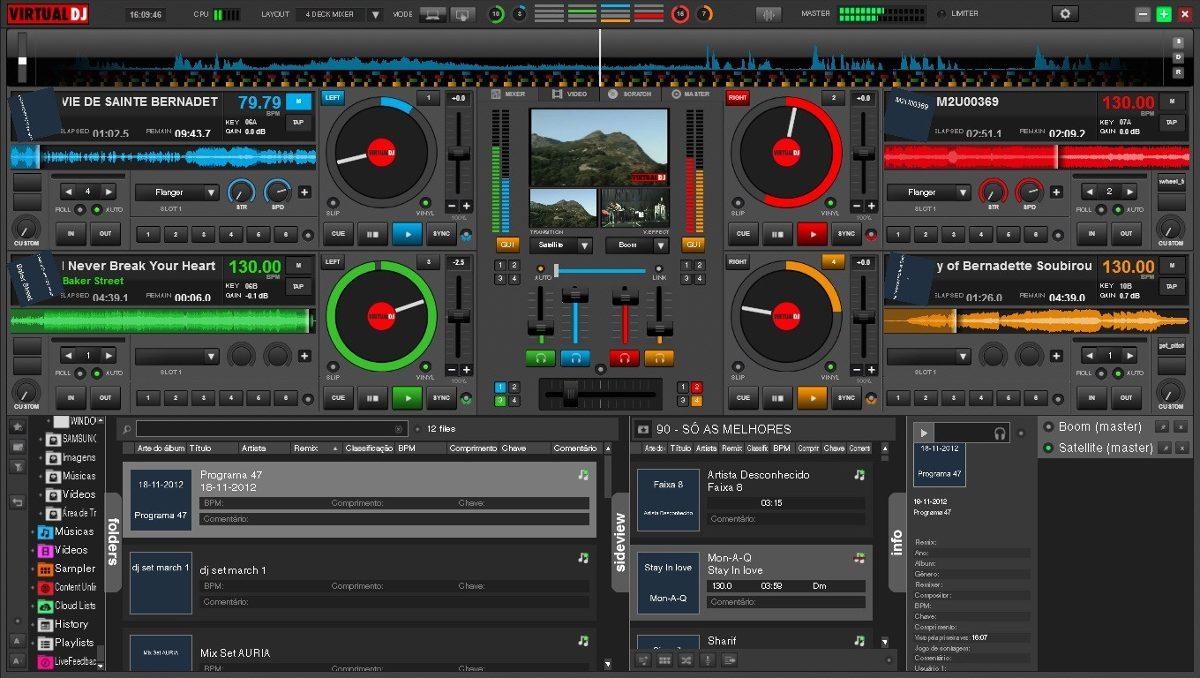 Virtual dj 8 pro and crack zip